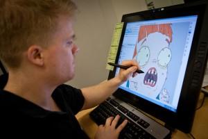 Animátor vs. animátor