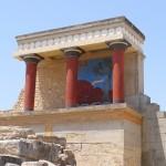 Kréta - Knossos