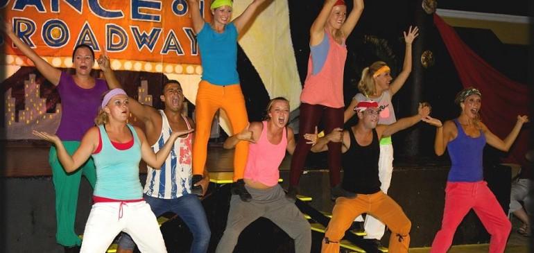 Animační klubový tanec – určitě tě bude bavit!