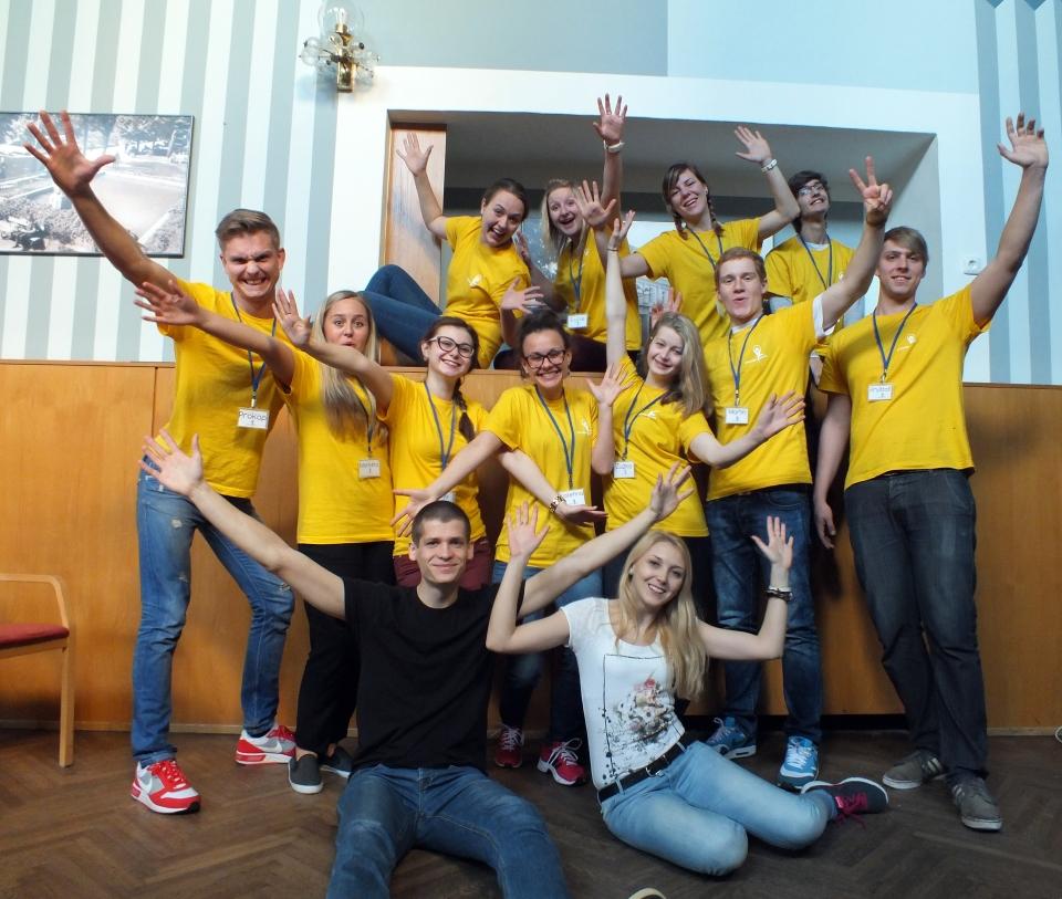 Školení animátorů AnimationPoint 27.4. - 29.4. Lázně Bohdaneč