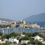 Bodrum - přístav a hrad