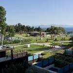 Hotelový komplex na ostrově Kos
