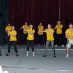 Školení animátorů - klubový tanec