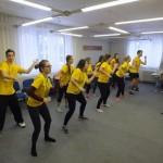 Nácvik animačního tance