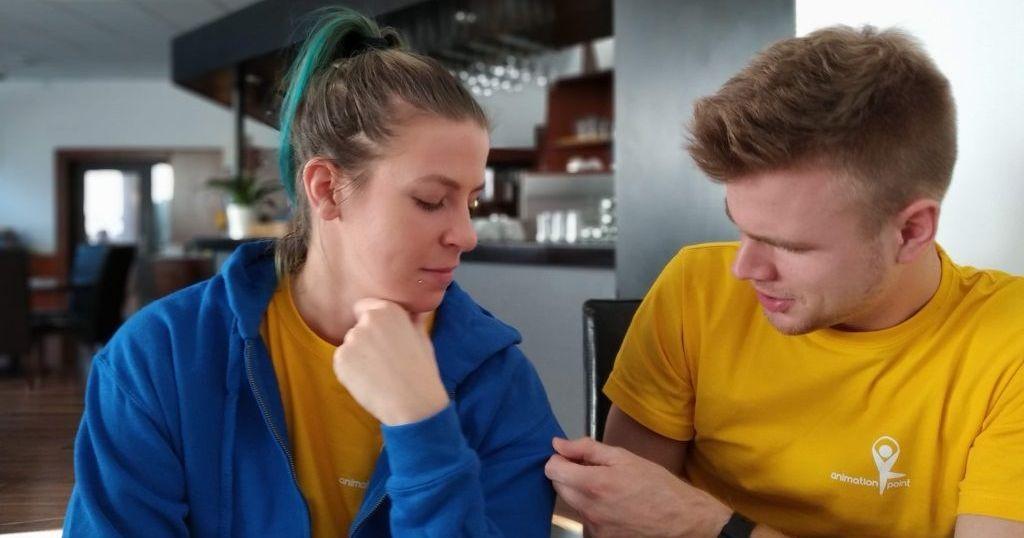 Seba s Terkou a mikina FB