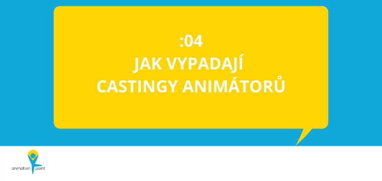 Animační podcast AnimationPoint - epizoda 4 náhled web