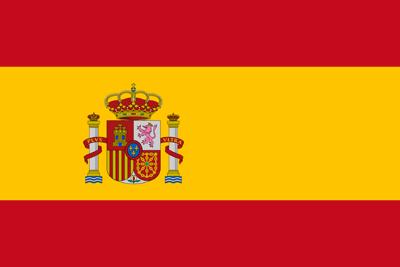 Vlajka Španělska bez rámečku