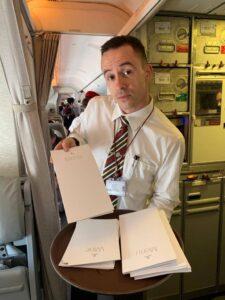 Maťo v letadle